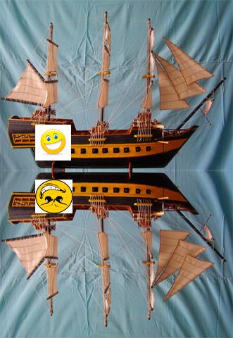 Um barco, dois cascos