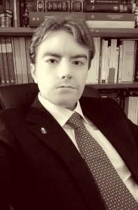 Leonardo Faccioni, advogado.