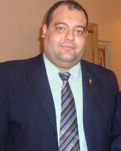 Rodolpho Loreto, escritor, São Gonçalo, RJ.