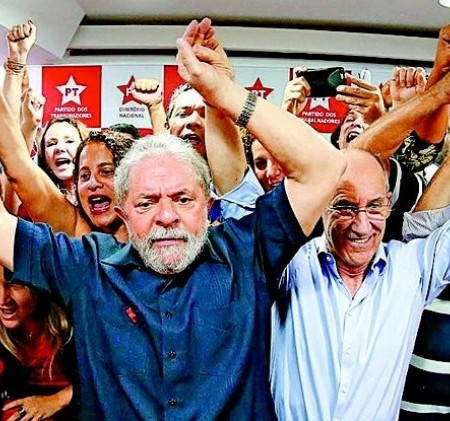 Lula Rui falcão