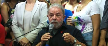 depoimento Lula