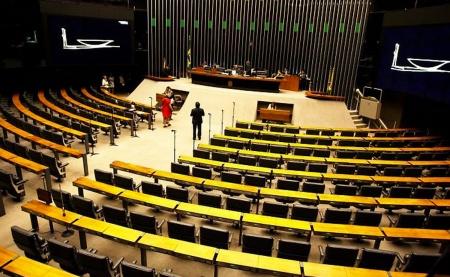 plenario vazio by oglobo